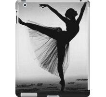 Ballet Silhouette iPad Case/Skin