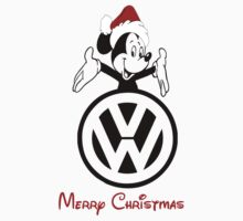 Merry Christmas vw T-Shirts & Hoodies by incetelso