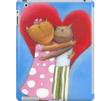 Mauz in Love iPad Case/Skin