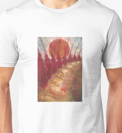 Road On West Unisex T-Shirt