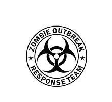 ZOMBIE OUTBREAK RESPONSE TEAM by Tony  Bazidlo