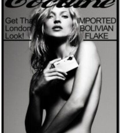 Cocaine Womens  Sticker