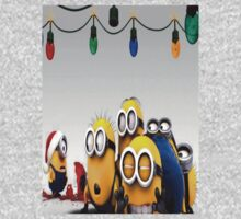 Minion Christmas by dockwear