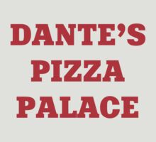 Dante's Pizza Palace by Alsvisions