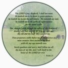 Psalm 23 The Lord Is My Shepherd by Susan Savad