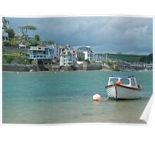 Across Salcombe estuary Poster