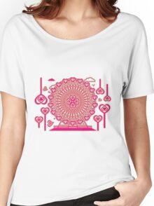 Ferris_Wheel Women's Relaxed Fit T-Shirt