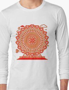 Ferris_Wheel Long Sleeve T-Shirt