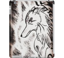 Dark Okami iPad Case/Skin