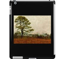 Solitary Pine iPad Case/Skin