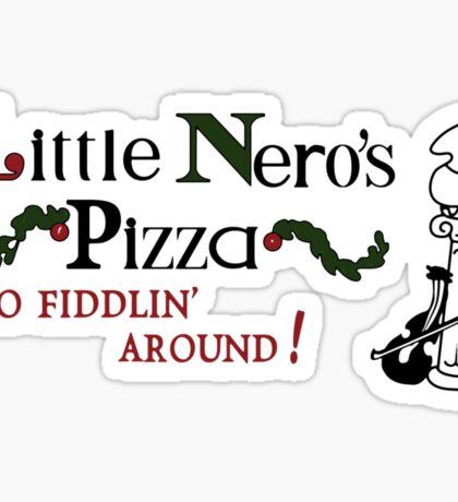 Little Nero's Pizza Sticker