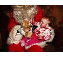 All I want for Christmas... Photographic Print