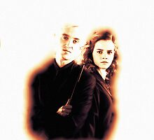 Dramione Phone Case by fem-rage-