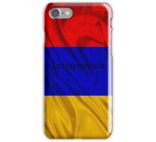 Armenia - Հայաստան iPhone Case/Skin