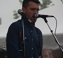 Brand New - Jesse Lacey at Riot Fest 2013 by kaylameow