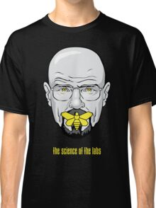 The Silence of the Labs Classic T-Shirt