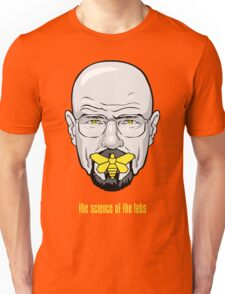 The Silence of the Labs Unisex T-Shirt