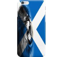 Scotland Lion iPhone Case/Skin
