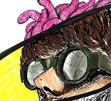 Gerard Way by Natalia Gordillo