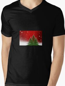 Christmas trees  Mens V-Neck T-Shirt