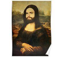 Mona-Lisa Galifianakis Poster