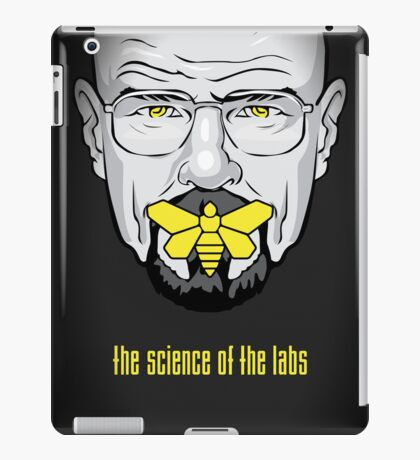 The Silence of the Labs iPad Case/Skin