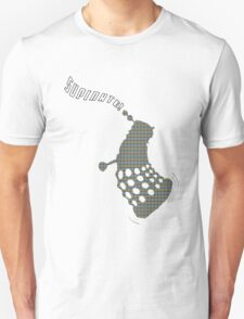 Dr Who - Dancing Dalek (Supinate!) T-Shirt