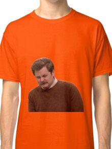Ron Swanson Classic T-Shirt