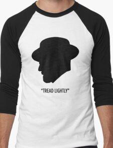 Breaking Bad Tread Lightly Men's Baseball ¾ T-Shirt