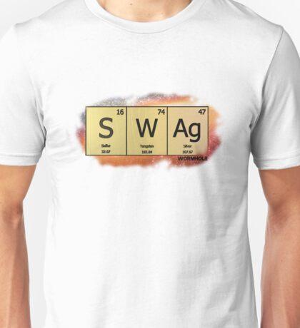 SWAG (Sulfur, Tungsten, Silver) Unisex T-Shirt