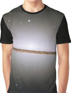The Sombrero Galaxy  Graphic T-Shirt