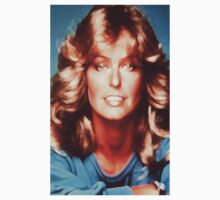 Farrah Fawcett by Prince Griffin
