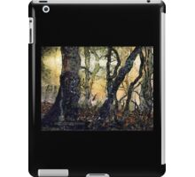 Dewey Dawn Wandering In Wistful Woods iPad Case/Skin