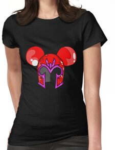 Mouster of Magnetism Womens Fitted T-Shirt