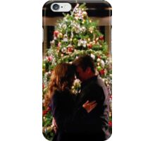 Caskett Christmas iPhone Case/Skin