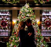 Caskett Christmas by cristinaandmer