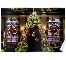 Caskett Christmas Poster