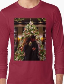 Caskett Christmas Long Sleeve T-Shirt
