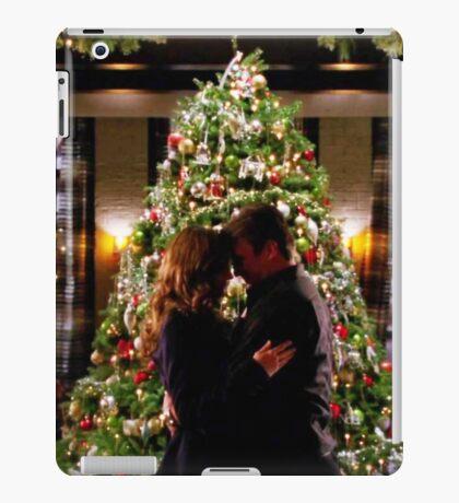 Caskett Christmas iPad Case/Skin