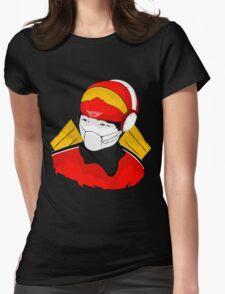 SKT T1 Zed Faker Womens Fitted T-Shirt