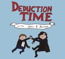 Deduction Time by Imagineer29