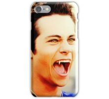 Wolf Dylan iPhone Case/Skin