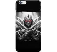 Zed stuff iPhone Case/Skin