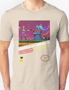 Retro League of Legends T-Shirt