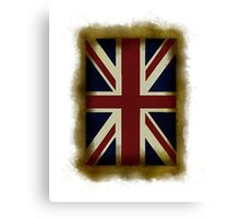 British  Canvas Print