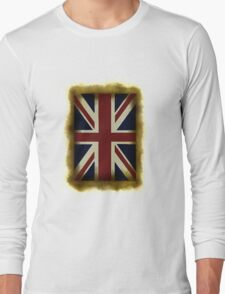 British  Long Sleeve T-Shirt