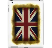 British  iPad Case/Skin