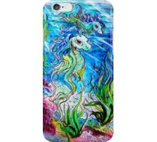 lightstar and seashell iPhone Case/Skin