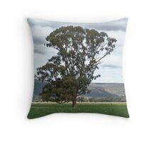 Plains Tree Throw Pillow