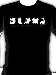Mini Animals [TEXT version 2] T-Shirt